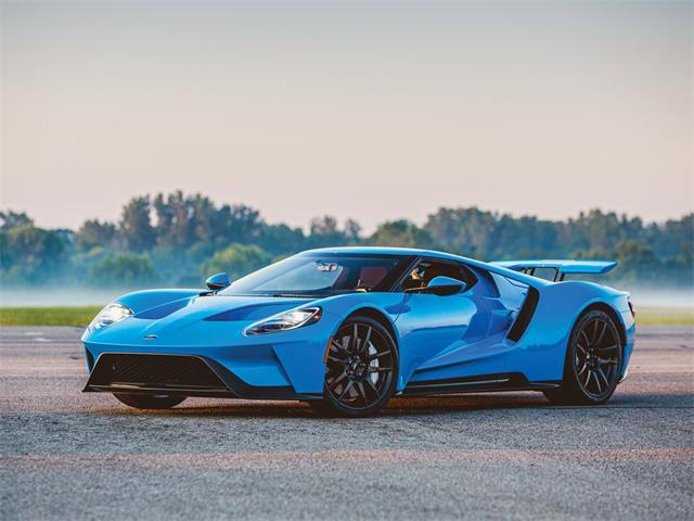 2017 Ford GT (CC-1305568) for sale in Phoenix, Arizona