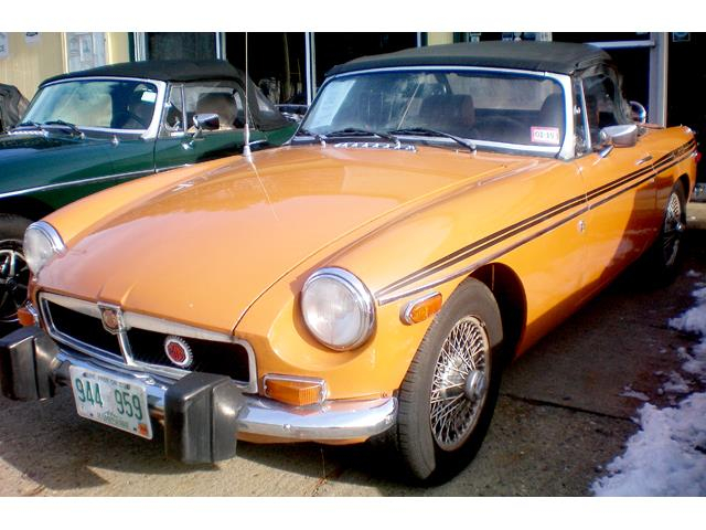 1974 MG MGB (CC-1305570) for sale in Rye, New Hampshire