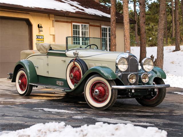 1929 Auburn 8-120 (CC-1305607) for sale in Phoenix, Arizona