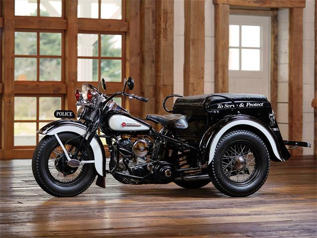1949 Harley-Davidson Police (CC-1305611) for sale in Phoenix, Arizona