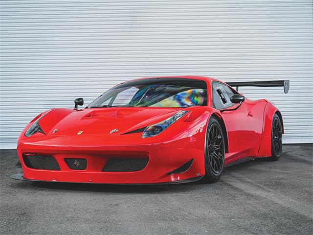 2014 Ferrari 458 GT3 (CC-1305624) for sale in Phoenix, Arizona