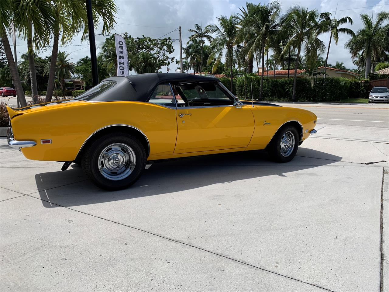 1968 Chevrolet Camaro (CC-1305629) for sale in Fort Lauderdale, Florida