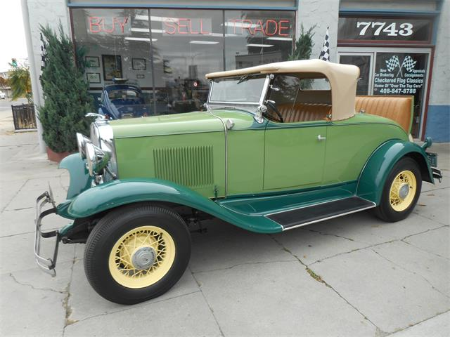 1931 Chevrolet AE Independence (CC-1305642) for sale in Gilroy, California