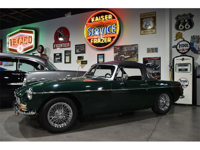 1967 MG MGB (CC-1305651) for sale in Scottsdale, Arizona