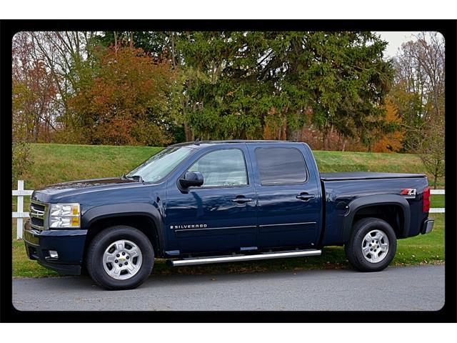 2008 Chevrolet Silverado (CC-1305699) for sale in Old Forge, Pennsylvania