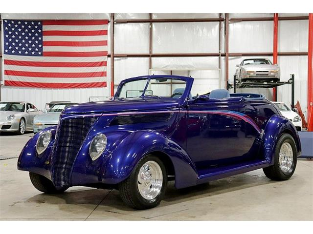 1937 Ford Street Rod (CC-1305706) for sale in Kentwood, Michigan