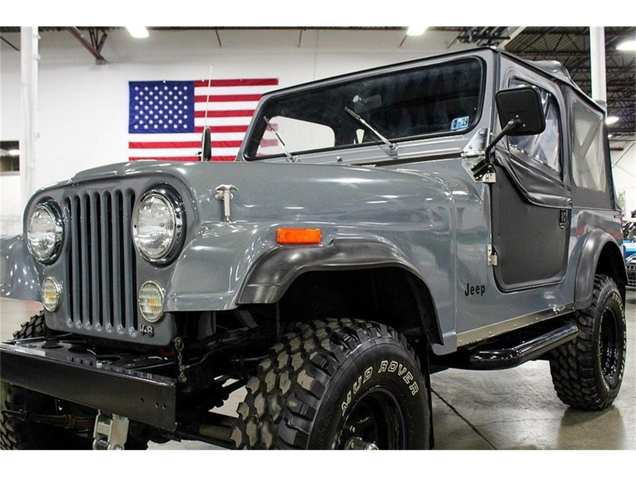 1978 Jeep CJ (CC-1305718) for sale in Kentwood, Michigan