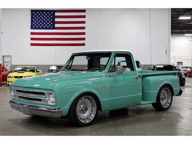 1967 Chevrolet C/K 10 (CC-1305734) for sale in Kentwood, Michigan