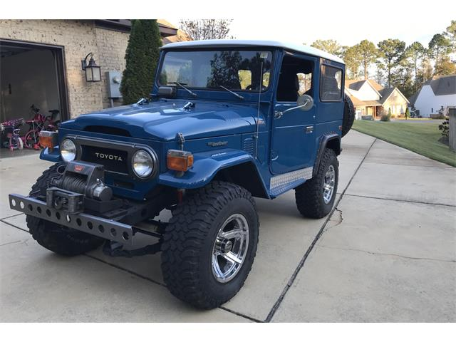 1976 Toyota Land Cruiser FJ (CC-1305741) for sale in Scottsdale, Arizona