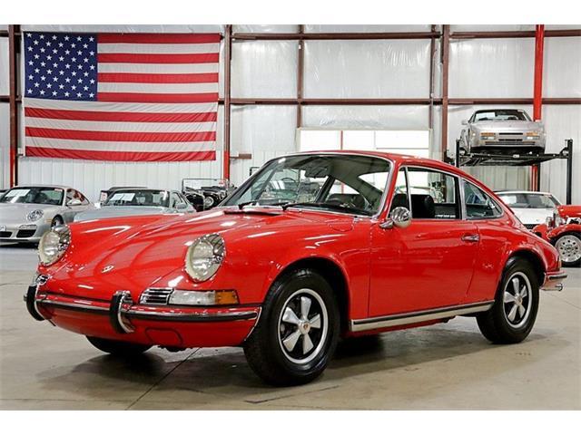 1969 Porsche 911 (CC-1305744) for sale in Kentwood, Michigan