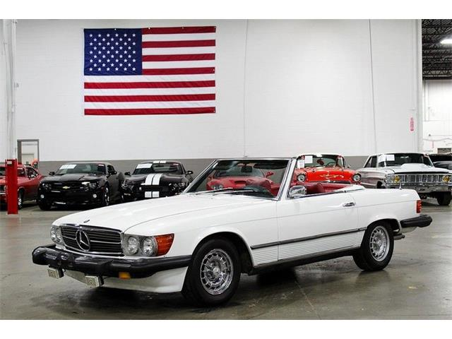 1975 Mercedes-Benz 450SL (CC-1305747) for sale in Kentwood, Michigan