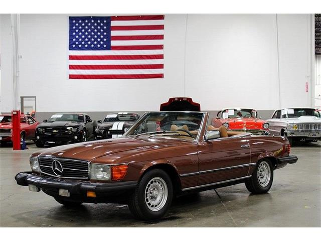 1977 Mercedes-Benz 450SL (CC-1305767) for sale in Kentwood, Michigan
