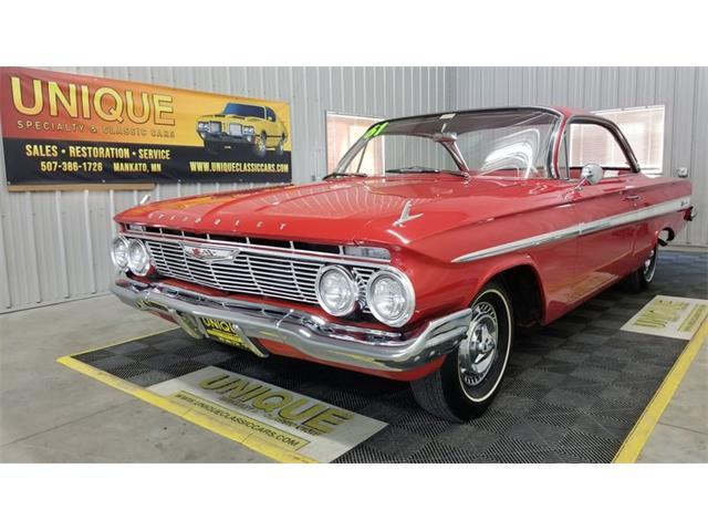 1961 Chevrolet Impala (CC-1305768) for sale in Mankato, Minnesota