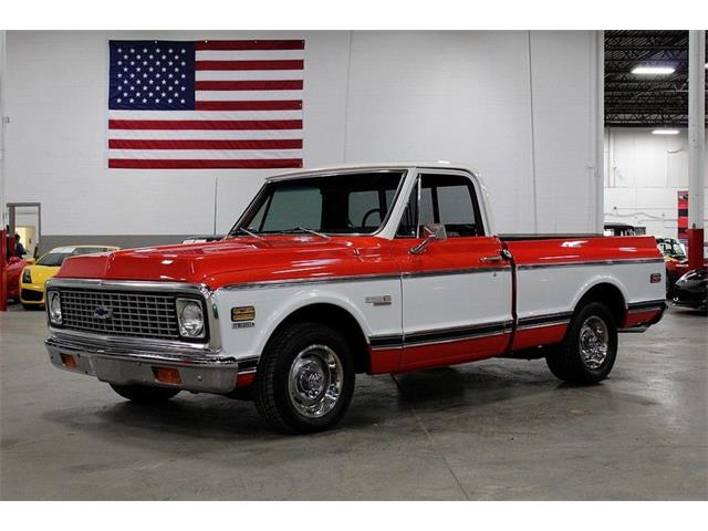 1972 Chevrolet C/K 10 (CC-1305769) for sale in Kentwood, Michigan