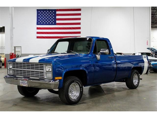 1983 Chevrolet C/K 10 (CC-1305772) for sale in Kentwood, Michigan