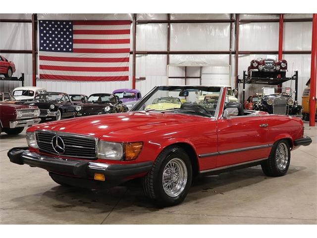 1974 Mercedes-Benz 450SL (CC-1305778) for sale in Kentwood, Michigan