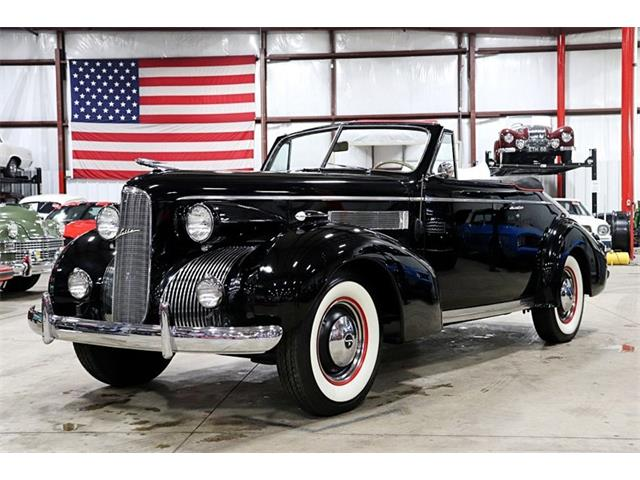 1939 Cadillac LaSalle (CC-1305780) for sale in Kentwood, Michigan