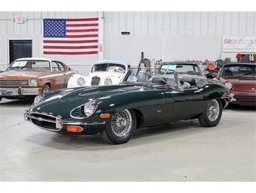 1971 Jaguar XKE (CC-1305782) for sale in Kentwood, Michigan