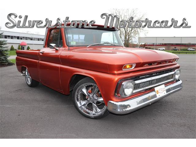 1966 Chevrolet C10 (CC-1305789) for sale in North Andover, Massachusetts