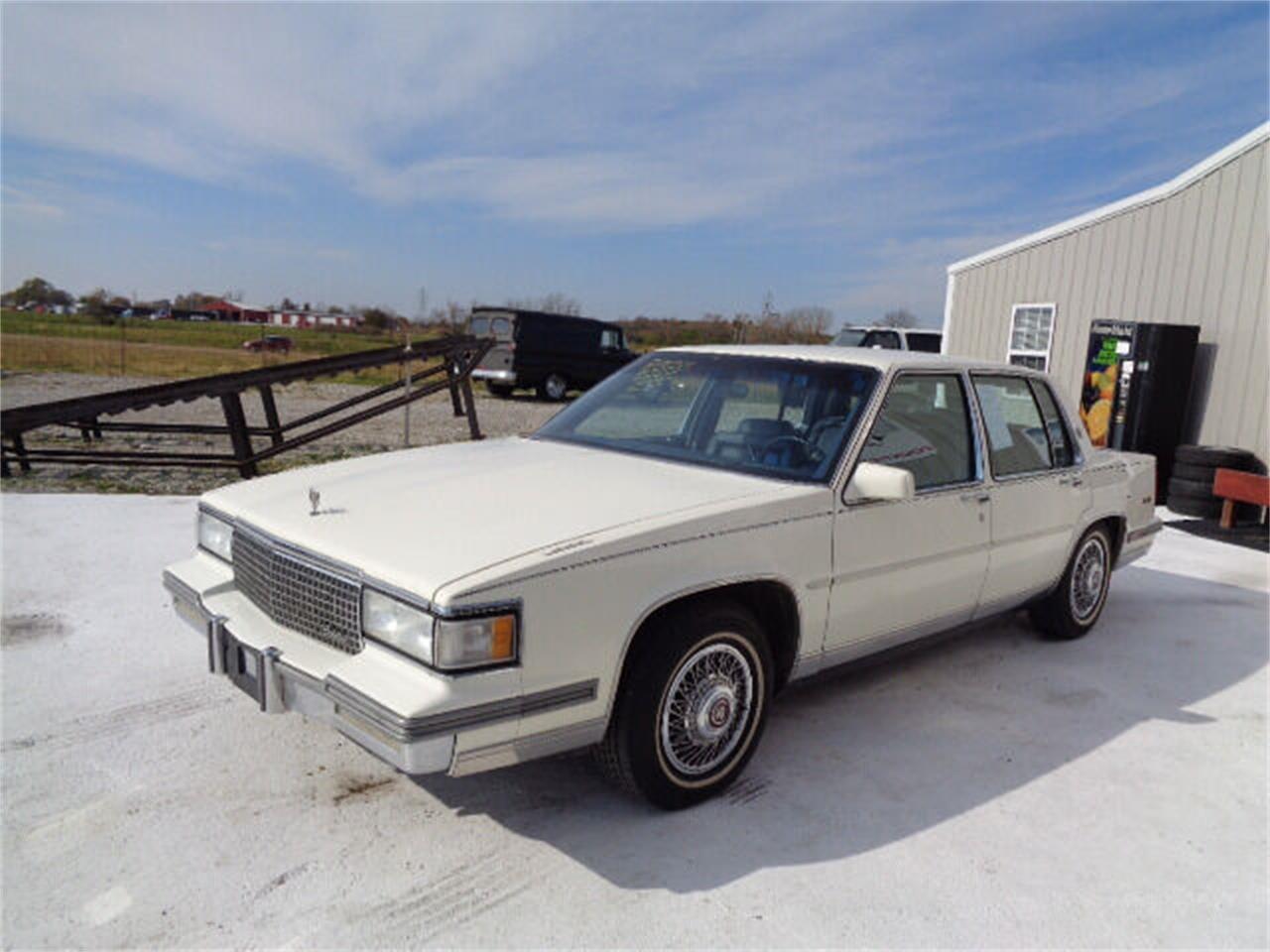 1988 Cadillac DeVille (CC-1305793) for sale in Staunton, Illinois