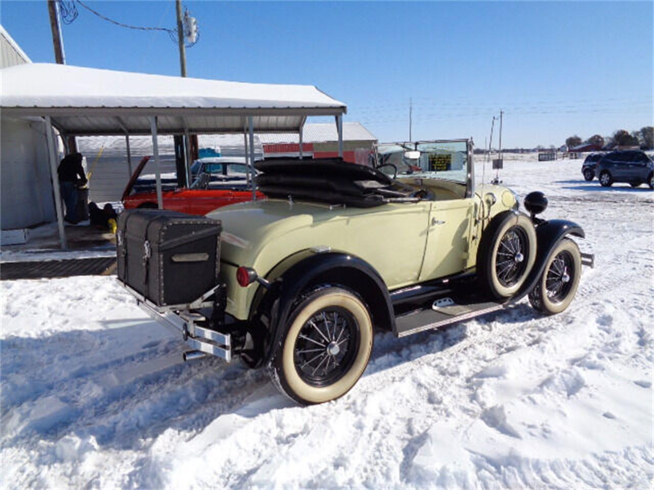 1980 Ford Shay Model A (CC-1305795) for sale in Staunton, Illinois