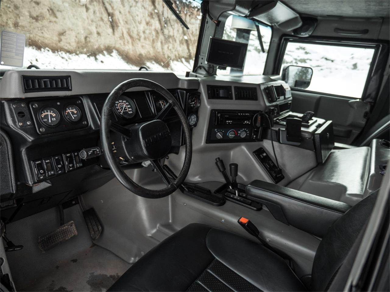 2000 Hummer H1 (CC-1305799) for sale in Kelowna, British Columbia