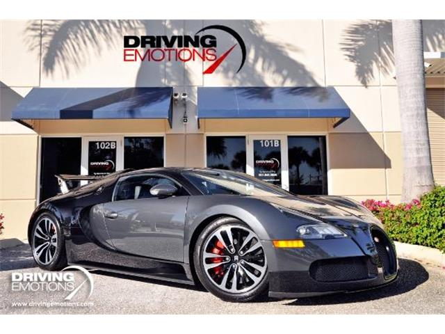 2010 Bugatti Veyron (CC-1305801) for sale in West Palm Beach, Florida