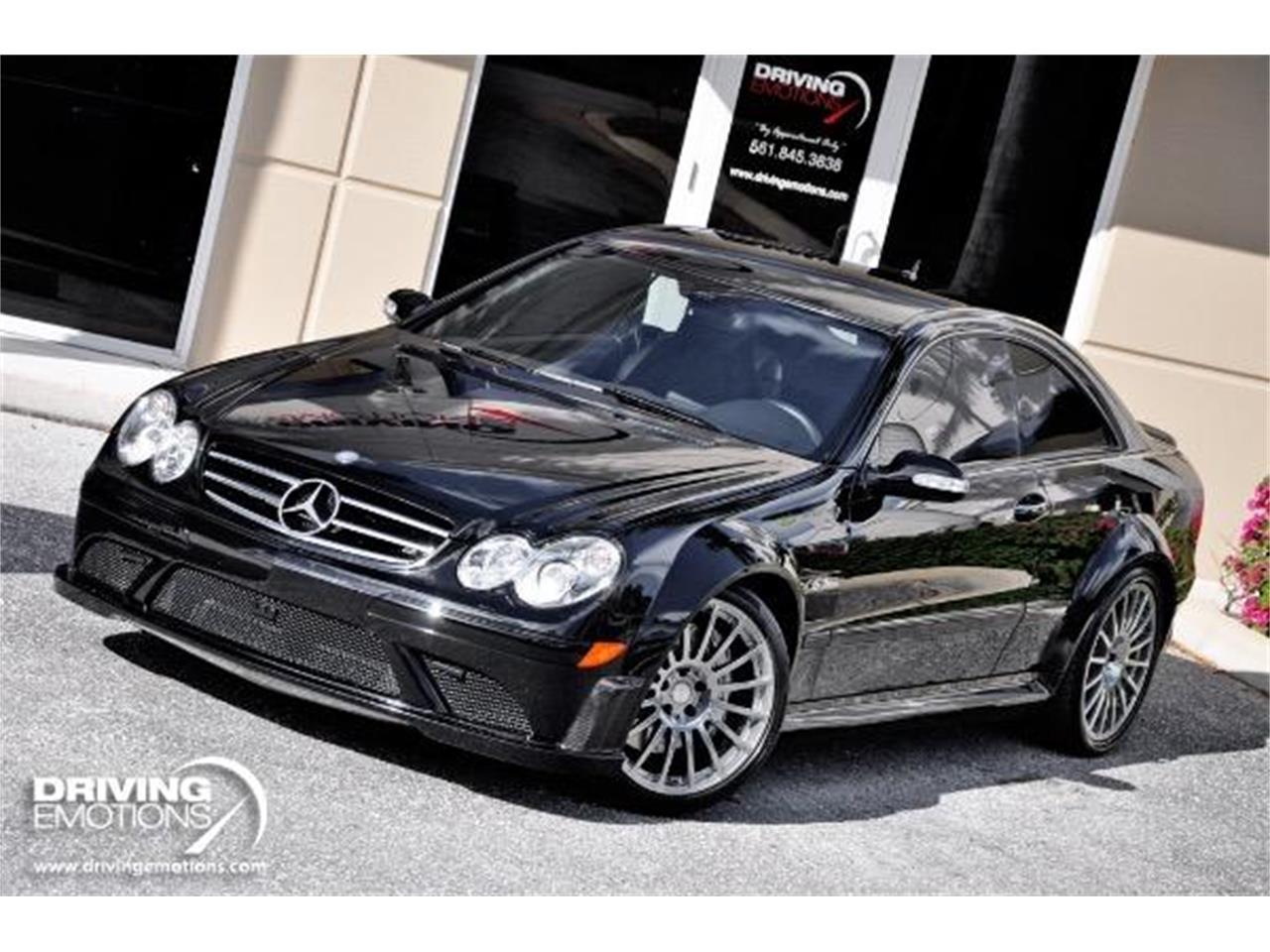 2008 Mercedes-Benz CLK63 (CC-1305802) for sale in West Palm Beach, Florida