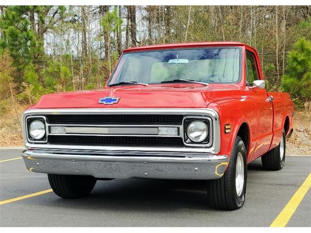 1970 Chevrolet C10 (CC-1305803) for sale in Mundelein, Illinois