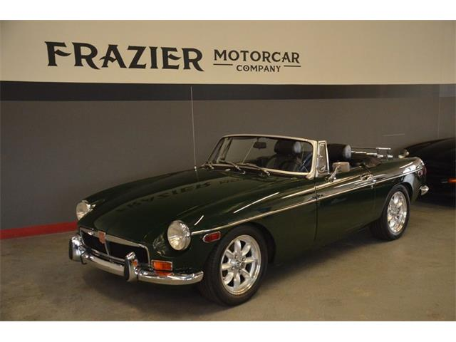 1972 MG MGB (CC-1305859) for sale in Lebanon, Tennessee