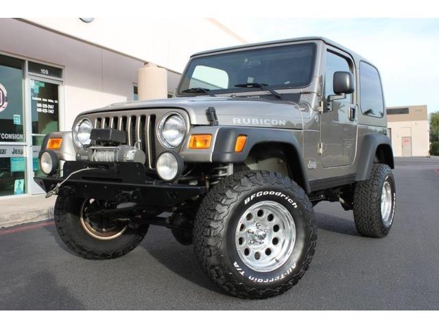 2005 Jeep Wrangler (CC-1305867) for sale in Scottsdale, Arizona