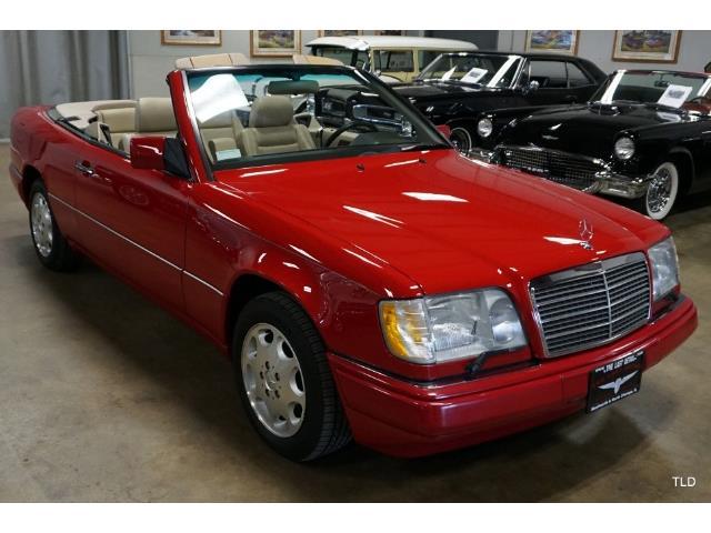 1995 Mercedes-Benz E-Class (CC-1305876) for sale in Chicago, Illinois
