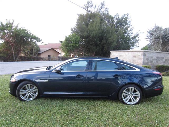 2013 Jaguar XJL (CC-1305892) for sale in Delray Beach, Florida