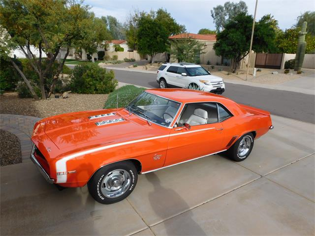 1969 Chevrolet Camaro SS (CC-1305916) for sale in Scottsdale, Arizona