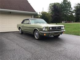 1966 Ford Mustang (CC-1305925) for sale in WILLOUGHBY , Ohio