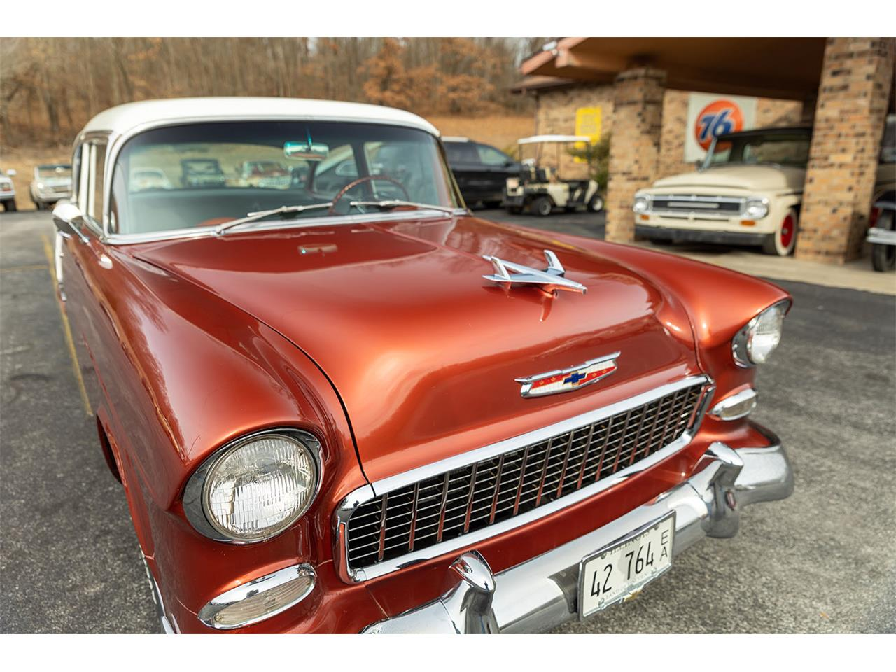 1955 Chevrolet 210 (CC-1305936) for sale in Dongola, Illinois