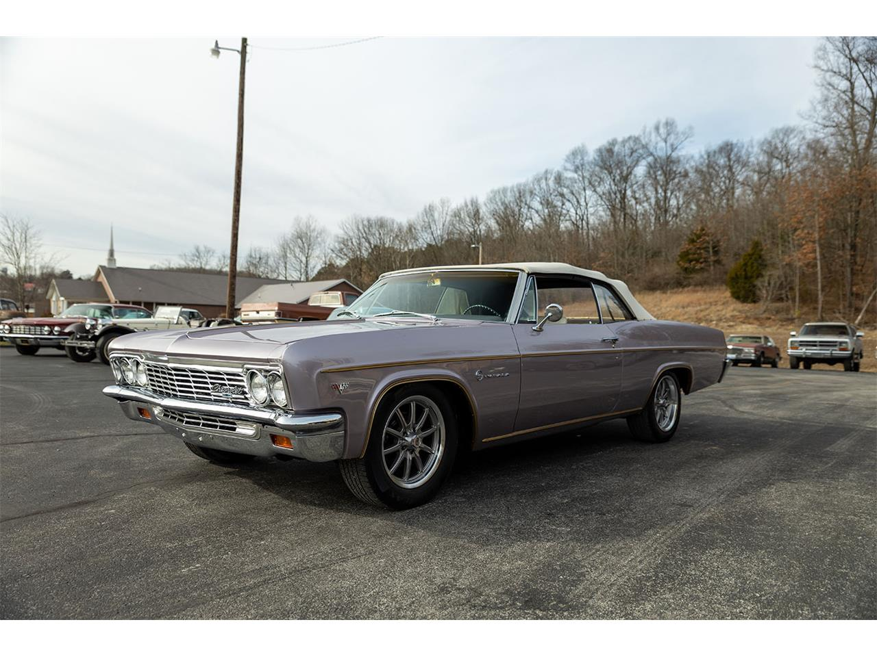 1966 Chevrolet Impala (CC-1305938) for sale in Dongola, Illinois