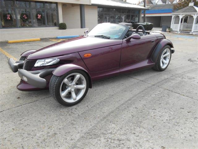 1997 Plymouth Prowler (CC-1305953) for sale in CONNELLSVILLE, Pennsylvania