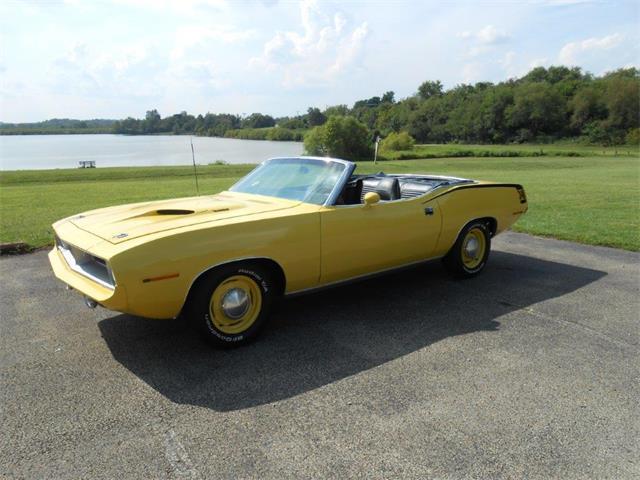 1970 Plymouth Cuda (CC-1305954) for sale in CONNELLSVILLE, Pennsylvania