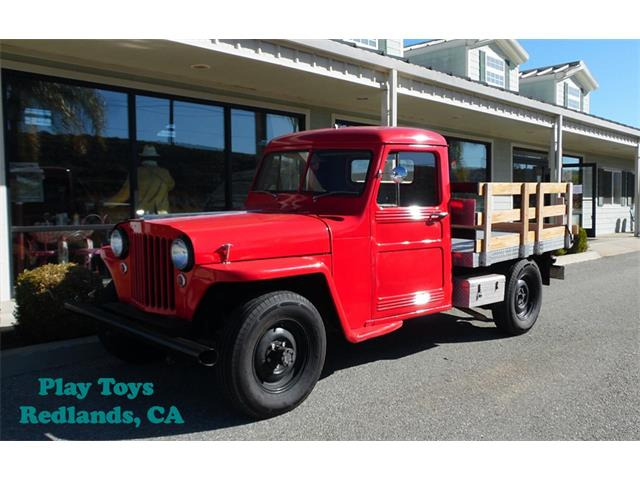 1951 Willys-Overland Willys-Overland (CC-1305955) for sale in Redlands, California