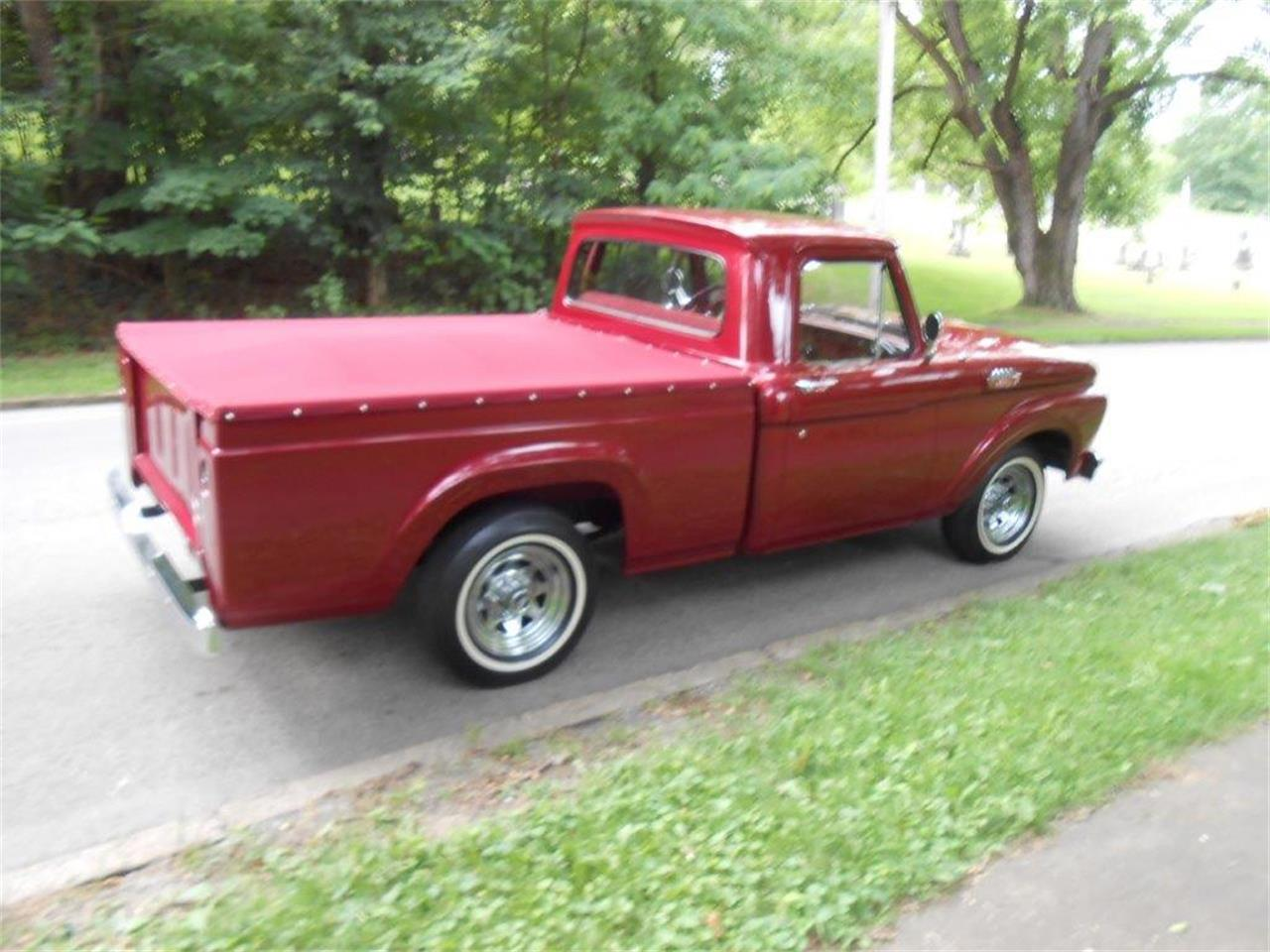 1963 Ford F100 (CC-1305956) for sale in CONNELLSVILLE, Pennsylvania