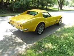 1971 Chevrolet Corvette (CC-1305958) for sale in CONNELLSVILLE, Pennsylvania