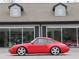 1997 Porsche 993 Carrera 2 Coupe (CC-1305964) for sale in needham, Massachusetts