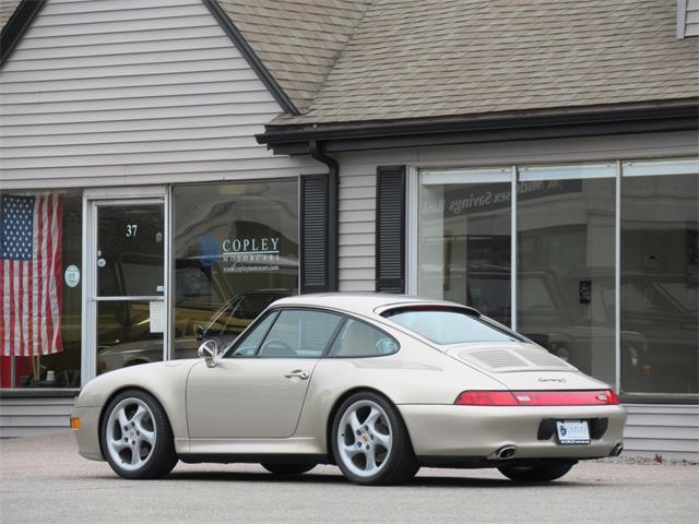 1998 Porsche 993 Carrera 2 Coupe (CC-1305966) for sale in needham, Massachusetts