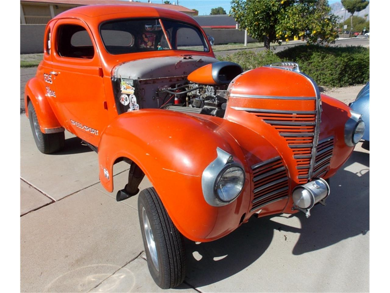 1939 Plymouth Business Coupe (CC-1305973) for sale in Tucson, AZ - Arizona