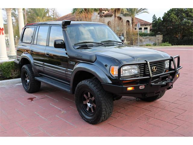 1996 Lexus LX (CC-1305975) for sale in Conroe, Texas