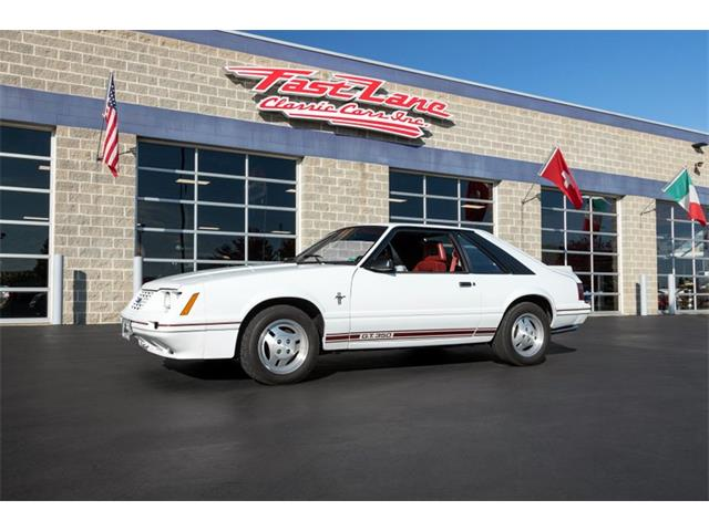 1984 Ford Mustang GT350 (CC-1300598) for sale in St. Charles, Missouri