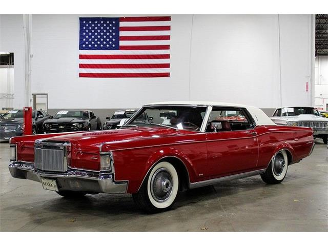 1969 Lincoln Continental Mark III (CC-1305980) for sale in Kentwood, Michigan