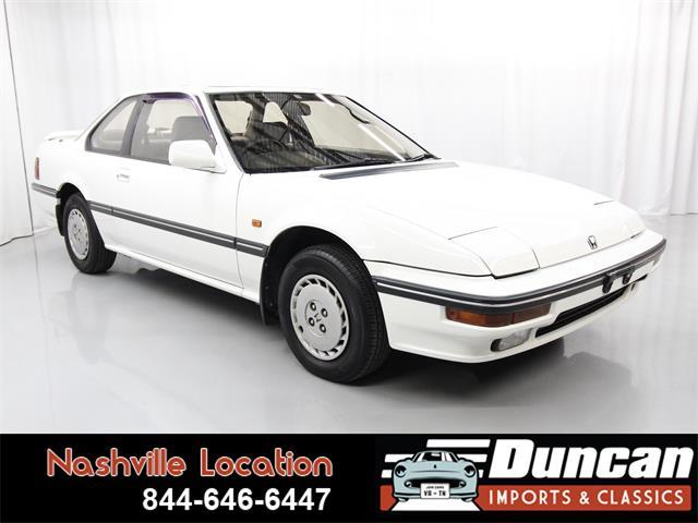 1989 Honda Prelude (CC-1306001) for sale in Christiansburg, Virginia