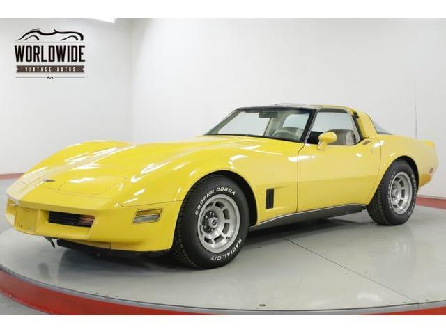 1980 Chevrolet Corvette (CC-1306005) for sale in Denver , Colorado
